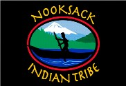 Bandera de Nooksack