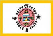 Bandera de Passamaquoddy