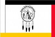 Flag of Ponca of Nebraska