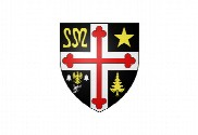 Bandera de Bourg Saint Maurice