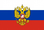 Flag of Russia Presidential Banner
