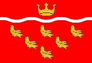 Drapeau de la East Sussex