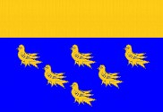 Bandera de Sussex Occidental