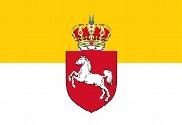 Bandiera di Hannover Kingdom