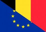 Bandera de Bélgica UE