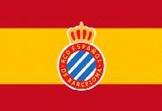 Bandeira do RCD espanhol Espanha