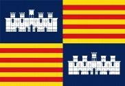 Bandera de Reino de Mallorca