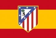 Bandiera di Spagna abitudine AT