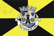 Bandera de Vila Nova de Gaia