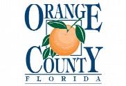 Bandera de Condado de Orange, Florida