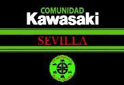 Bandiera di Comunità kawasaki sevilla 2