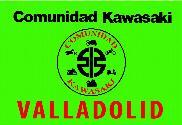 Drapeau de la Communauté de Valladolid Kawasaki 3