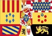 Flag of Royal Banner of the Spanish Catholic Monarchy