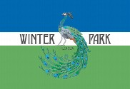 Bandera de Winter Park, Florida