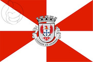 Bandera de Ourém, Portugal