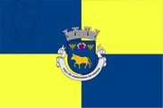 Bandera de Salvaterra de Magos