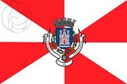 Bandera de Santarém, Portugal