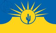 Bandera de Mesa, Arizona