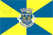 Bandera de Santa Comba Dão