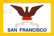 Bandera de San Francisco