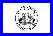 Bandera de Newark, New Jersey
