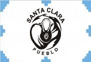 Bandera de Santa Clara Pueblo, New Mexico