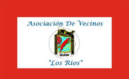 Flag of Asociación de Vecinos (Los Ríos)
