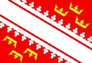 Bandera de Alsacia