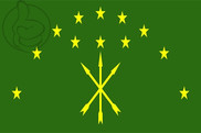 Flag of Republic of Adygea