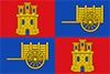 Bandera de Carri�n de los Condes
