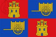 Bandera de Carrión de los Condes