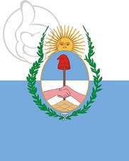 Drapeau de la Provincia de Mendoza