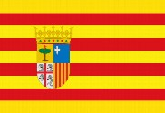 Flag of Aragón