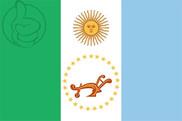 Bandiera di Provincia del Chaco
