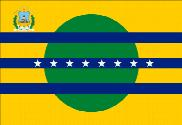 Flag of State of Bolívar