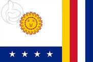 Bandera de Estado de Vargas