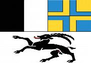 Flag of Canton of Grisons