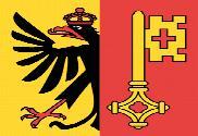 Bandeira do Cantão de Genebra