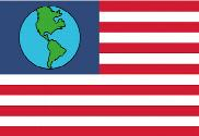 Bandiera di Futurama World