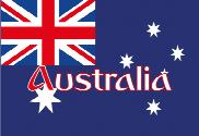 Bandiera di Nome Australia