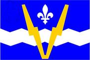 Bandera de Shawinigan