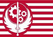 Bandeira do Brotherhood of Steel
