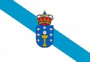 Bandeira do Galicia C/E