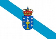 Drapeau de la Galicia C/E