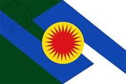 Bandera de Inírida