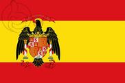 Bandeira do Espanha (1977- 1981)