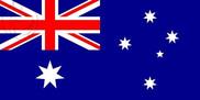 Drapeau de la Australie