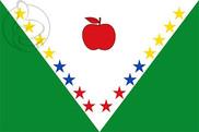 Bandera de Nuevo Colón