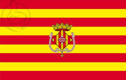 Flag of Gerona