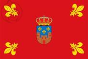 Flag of Logrosán